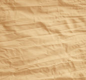 Beige fabric can use as background Stock Photography