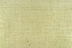 Beige fabric texture Stock Image