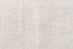 Beige fabric texture Stock Photography