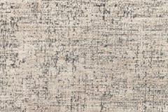 Beige fluffig bakgrund av den mjuka ulliga torkduken Textur av textilcloseupen Arkivfoton