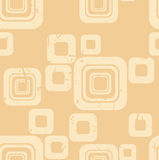 Beige geometric. Geometric patterns on beige background Stock Photography