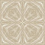 Beige geometric abstract thin pattern Stock Image