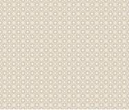 Beige geometrischer Hintergrund Stockbilder