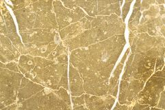 Beige and gold marble texture. Abstract background texture of beige and gold marble pattern stock photos