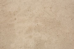 Beige gray wall texture or background. Grunge  wall. Stock Image