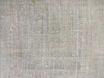 Grey cotton fabric texture, canvas background. Beige, grey cotton fabric texture, canvas background, top view royalty free stock images