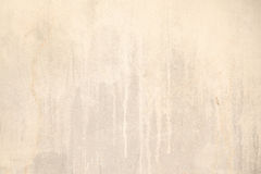 Beige grunge concrete wall texture Stock Images