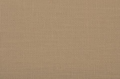 Beige Grunge Textile Canvas Background Royalty Free Stock Photography
