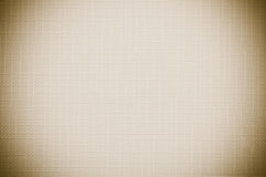 Beige Grunge Textile Canvas Background Stock Images