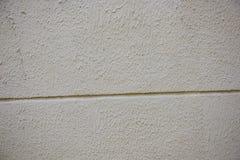 Beige grunge wall. Stock Image
