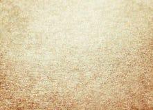 Beige guld- blänker vinterjulbakgrund arkivfoto