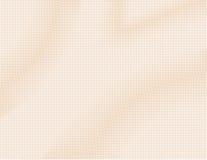 Beige Halbtoneffekthintergrund Stockbilder