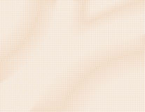 Beige halftone effect background Stock Images