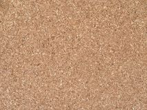 Beige homogen bakgrund av pressande trä Arkivfoto