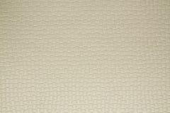 Beige konstgjord tygtextur för mandel Arkivbild