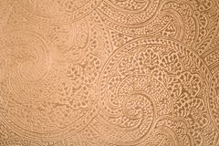 beige lace fabric for the background and the substrate royalty free stock image