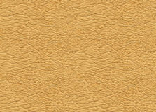 Beige leather Stock Photos