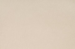 Beige leather background Stock Images