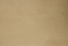 Beige leather background Royalty Free Stock Photography
