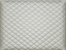 Beige leather background with rhombus bumps. High resolution Royalty Free Stock Images
