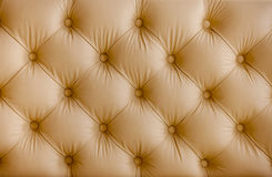 Beige leather strucrure Royalty Free Stock Image