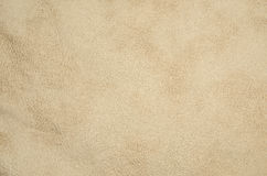 Beige leather Royalty Free Stock Photography