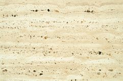 Beige or light brown marble texture or abstract background. Royalty Free Stock Photography