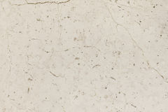 Beige light warm Trani marble stone natural surface for bathroom Royalty Free Stock Image