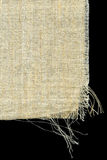 Beige linen Royalty Free Stock Photos
