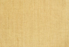 Beige linen background. Beige linen fabric for background Royalty Free Stock Photo