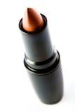Beige lippenstift stock afbeelding