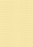 Beige low contrasting overlay background composed of small rectangles in horizontal strips. Vector EPS 10 Royalty Free Stock Photo