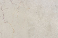 Beige marble background with natural pattern. Stock Images