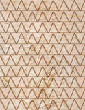 Beige marble decor tiles Royalty Free Stock Images