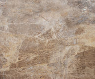 Beige marble Stock Photography
