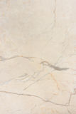 Beige marble with natural pattern. Stock Images