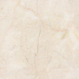 Beige marble with natural pattern. Natural marble. Royalty Free Stock Image