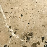 Beige Marble Royalty Free Stock Photography