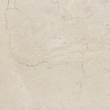 Beige marble stone wall background, texture. Stock Images