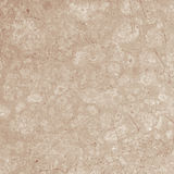 Beige marble texture Stock Images