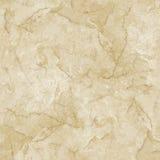 Beige marmor Arkivbild