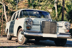 Beige Mercedes-Benz W110 Stock Images
