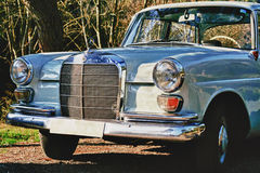 Beige Mercedes-Benz W110 Royalty Free Stock Image
