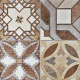 Rustic beige wall mosaic Design, beautiful mosaic decor, tiles high resolution mosaic royalty free stock photography