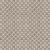 Beige naadloos patroon met geometrische vormen vector illustratie