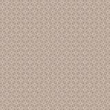 Beige naadloos patroon met geometrische vormen royalty-vrije illustratie