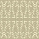 Beige neutral floral plant background Royalty Free Stock Photos