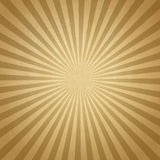 Beige old paper with sun pattern Royalty Free Stock Photography