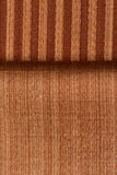 Beige and orange fabric texture Stock Photography