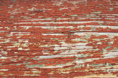 Beige paint on wood surface Royalty Free Stock Images